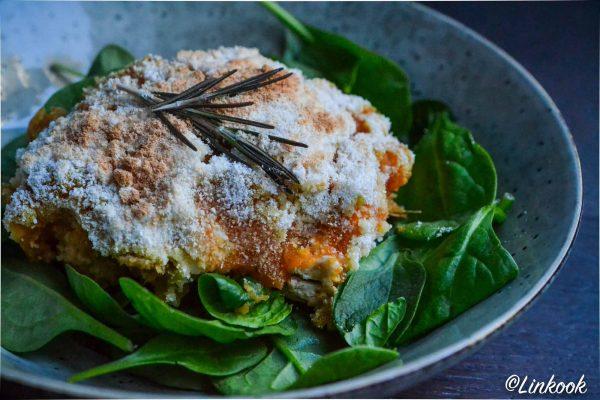 Parmentier de poulet & patate douce | ©Yood (Good food good mood for you)