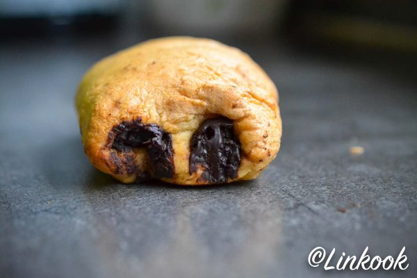 Petits pains au chocolat healthy | ©Yood (Good food good mood for you)