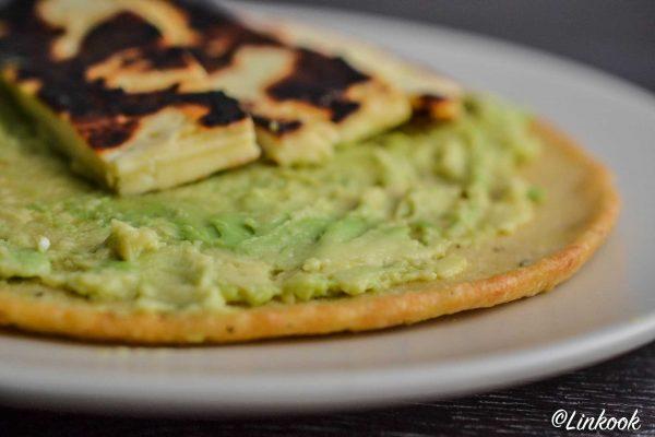 Pancakes salés vegan & sans gluten | ©Yood (Good food good mood for you)