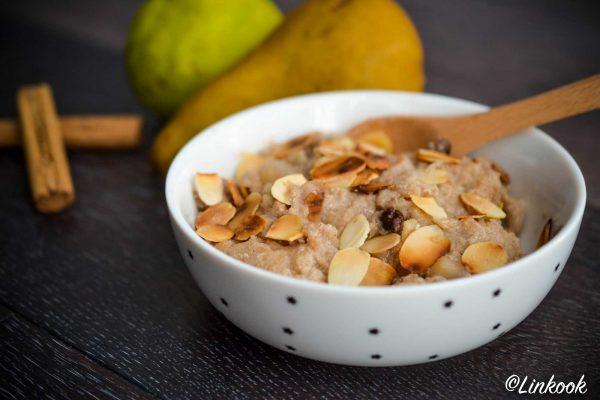 Porridge ayurvédique | ©Yood (Good food good mood for you)