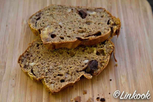 Banana bread vegan | ©Yood (Good food good mood for you)