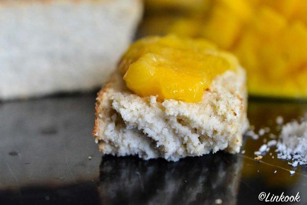 Coconut bread | ©Yood (Good food good mood for you)