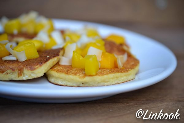 Crumpets express vegan & sans gluten | ©Yood (Good food good mood for you)