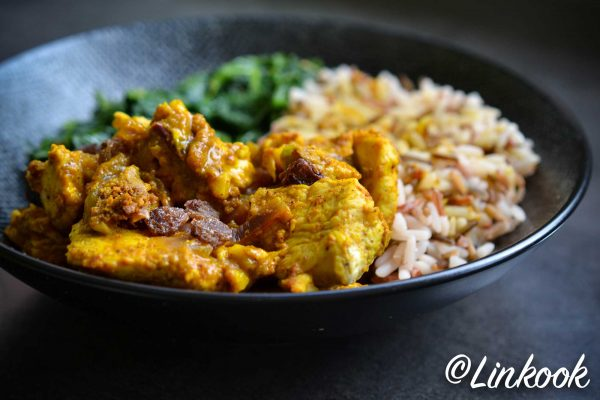 Poulet Byriani | ©Yood (Good food good mood for you)