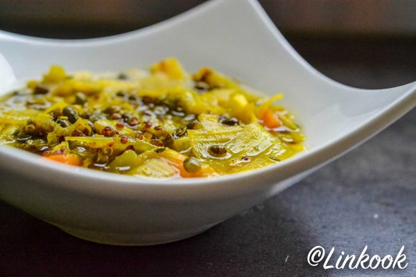 Ragoût végétarien | ©Yood (Good food good mood for you)