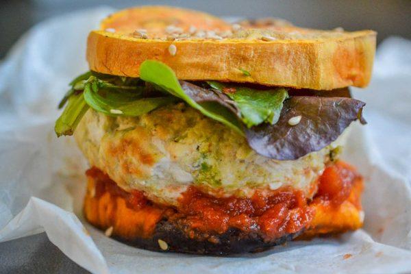 Sweet burger | ©Yood (Good food good mood for you)