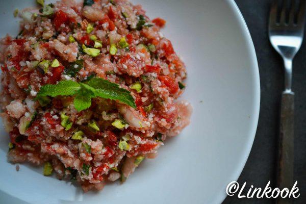 Tchoulé de légumes | ©Yood (Good food good mood for you)